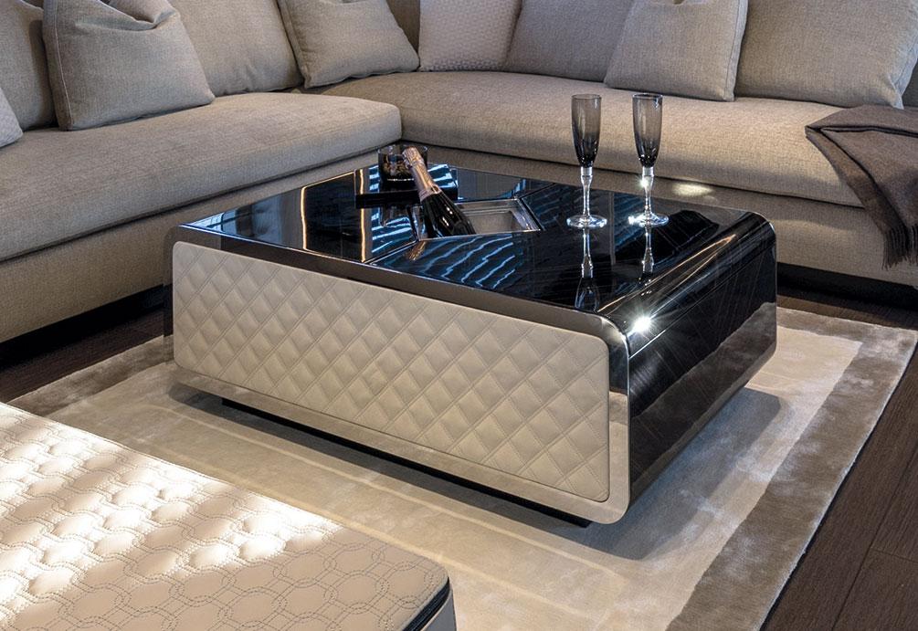 <b>Champagne</b> design Alberto Mancini